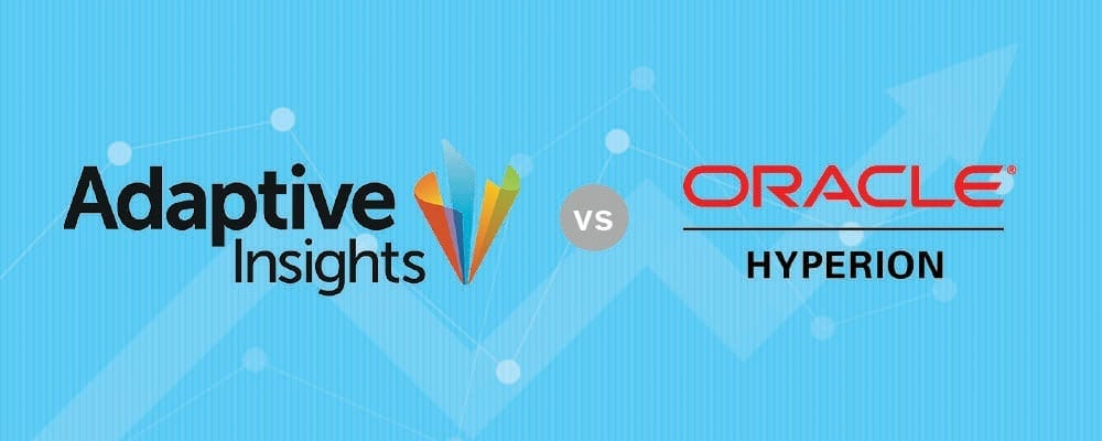 Adaptive Insights vs  Hyperion (Oracle) | Side-by-Side